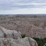 Badlands National Park - lots to see