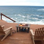 Sea Rose Suite Private Deck