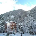 Hotel Santamaria a Pejo Fonti vicino a Peio 3000