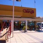 Heladería Gianelli -Puerto.