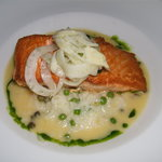 Salmon Risotto