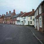 The village of Nether Stowey