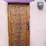Front door to paradise