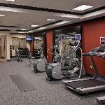 Our state of the art fitness room