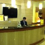 Foto de Aroma Hotel