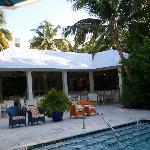 Tiki Bar from main pool