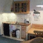 Kitchenette - Room 618
