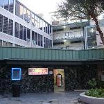 kuhio Banyan courtyard