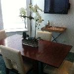 The Executive suite dining table