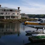 Kenmore Air with Inn at Port Ludlow