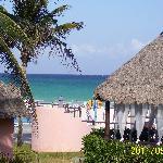 Beach veiw from room