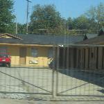 Interior of the motel