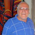 Jovial proprietor C.P. Jose de Jesus Jaubert Davila.
