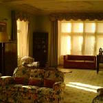 Panorama View of the Drawing Room in the Morning