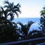 Veranda view 1
