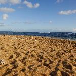 Hale Makai beach-chair view