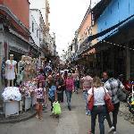 Shopping in the Saara