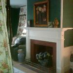 Fireplace - 2nd Fl. Bedroom