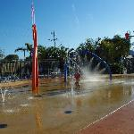 The water playground - both my 1 and 2yr olds loved this