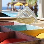 Sand Art at The Oberoi, Sahl Hasheesh