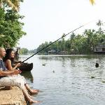 alleppey lake view homestay