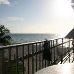 Balcony in am