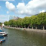 Plenty of boats to choose from in Bristol