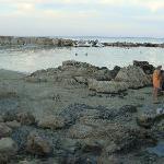 The beautiful bay of Cavo Maris