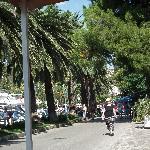Cavtat sea front