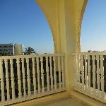 une vue de la terrasse ch905