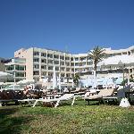 Hotel Aussenanlage