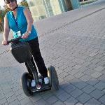 Best way to see Barcelona is on a Segway and soo much fun