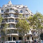 La Pedrera (A Gaudi)