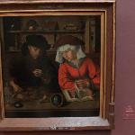 El cambista y su mujer (Massys)