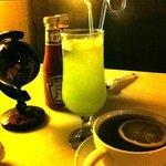 Fresh Guava Juice & Honey Lemon