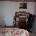 Bedroom, Bach y Graig