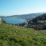 View from the Orme