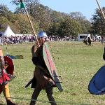 Soldiers at the Battle Of Hastings