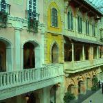 particolare delle architetture veneziane