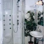 foto di un bagno