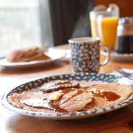 Voyageur's Famous Pancake Breakfast