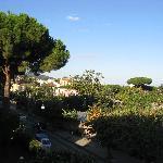 Villa - Balcony view