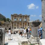 the Ephesus  is a must see