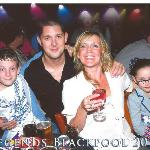 Ross, Craig, Paula and Olivia at another Legends Show Sept 2011