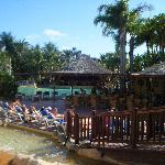 part of the vast pool area