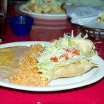 Casa Michaela - Two Taco Plate