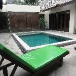 VIP private pool