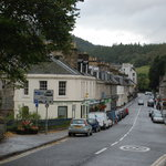 Main street in Dunkeld