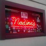 Nadine's sign.