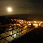 luna sobre cuzco